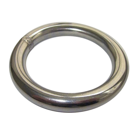 "Ronstan Welded Ring - 8mm(5/16"") Thickness - 42.5mm(1-5/8"") ID"