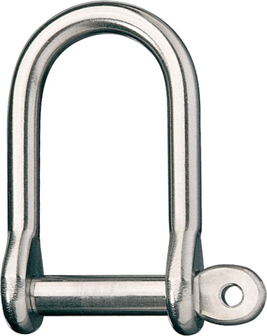 "Ronstan Wide Dee Shackle - 1/2""Pin - 2-11/16""L x 1-5/16""W"
