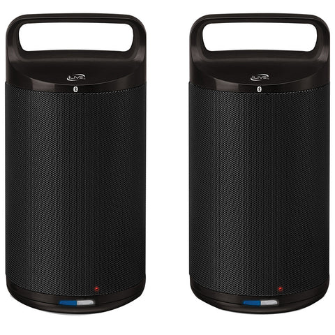 iLive ISBW2113 Portable Indoor/Outdoor Wireless Bluetooth Speakers