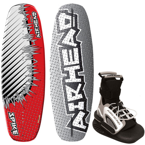 AIRHEAD Spike Wakeboard - 135cm w/GRIND Bindings