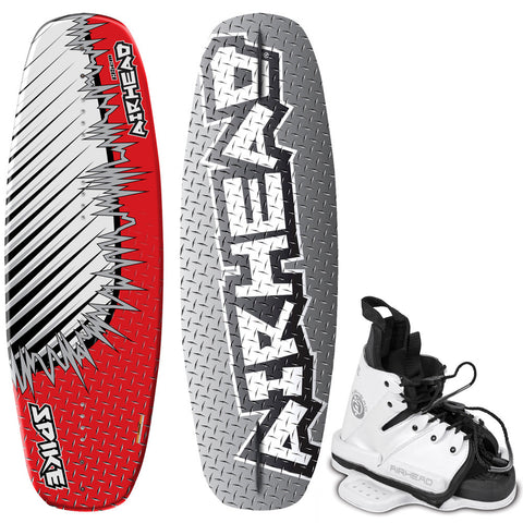 AIRHEAD Spike Wakeboard - 135cm w/JUICE Bindings