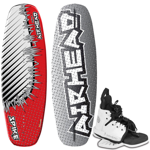 AIRHEAD Spike Wakeboard - 135cm w/PRIMO Bindings