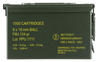 PPU PPN9MC Mil-Spec Metal Can 9mm Luger 115 GR Full Metal Jacket 1000 Bx/  Cs - 1000 Rounds