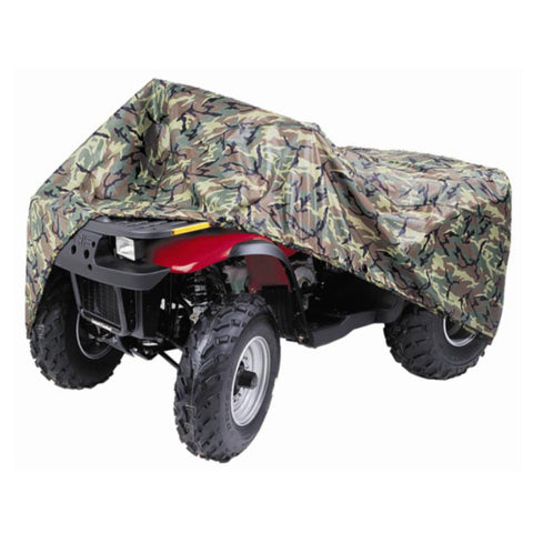 Dallas Manufacturing Co. ATV Cover - 150D Polyester - Water Repellent - Camo