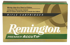 Remington Ammunition PRA7MMRB Premier 7mm Rem Mag AccuTip 150 GR 20Box/10Case