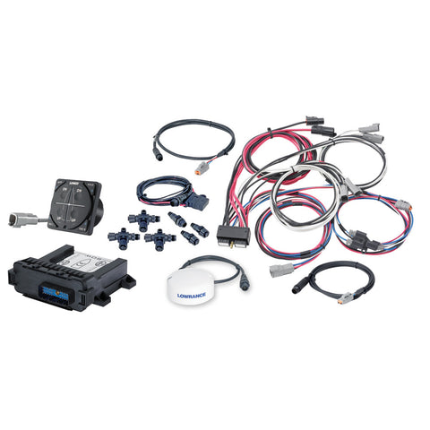 Lenco Auto Glide Boat Leveling System f/Dual Actuator Tab Systems w/Existing NMEA 2000
