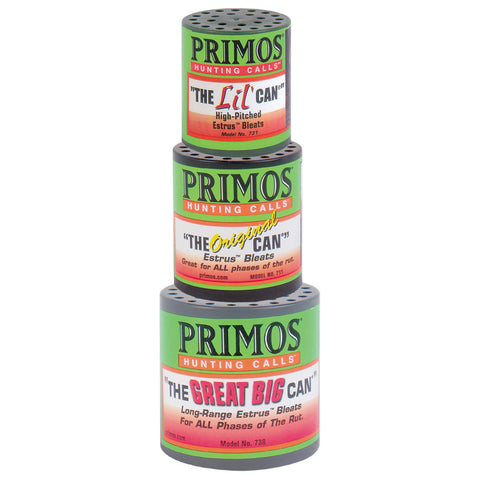 Primos The Can Family Pack 3 pk.