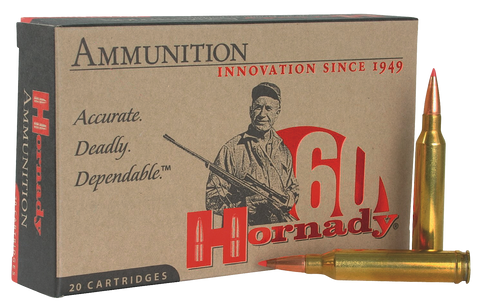 Hornady 80592 Superformance 7mm Remington Magnum 139 GR GMX 20 Bx/ 10 Cs