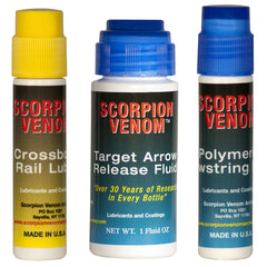 Scorpion Venom Crossbow Care Kit