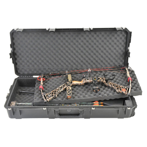 SKB iSeries Double Bow/Rifle Case Black 42""
