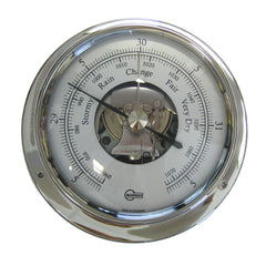 "BARIGO Sky Series Ship's Barometer - Stainless Steel Housing - 3.3"" Dial"