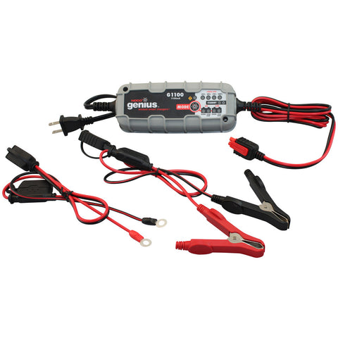 NOCO Genius G1100 6V/12V 1100mA Battery Charger