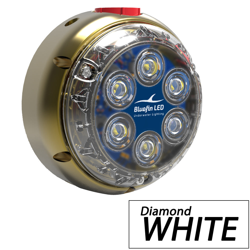 Bluefin LED DL12 Industrial Dock Light - Diamond White