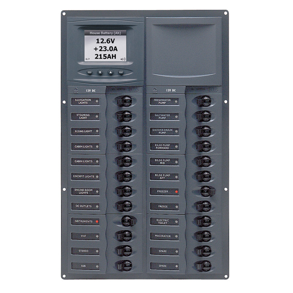 BEP Panel 24SP DC12V DCSM Vertical