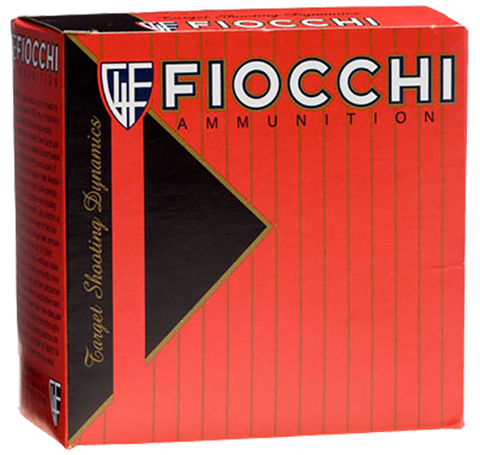 "Fiocchi 12SD78H75 Target 12 Ga 2.75"" 7/8 oz 7.5 Shot 25 Bx/ 10Cs - 250 Rounds"