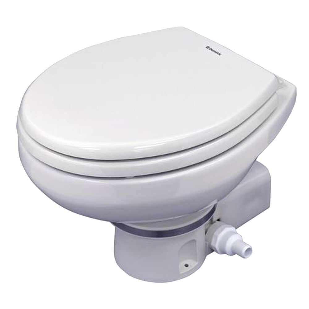 Dometic MasterFlush 7160 White Electric Macerating Toilet