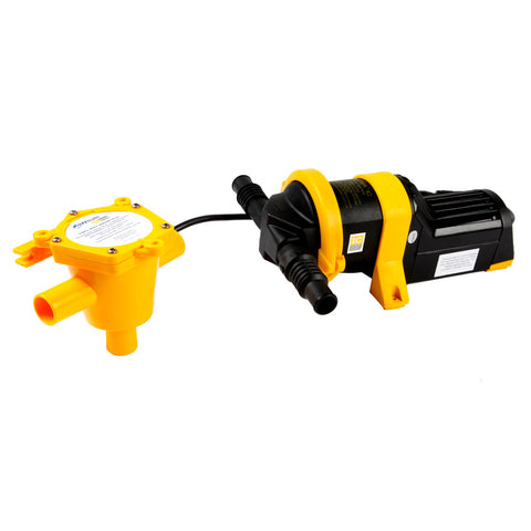 Whale Grey IC Waste Pump 12V