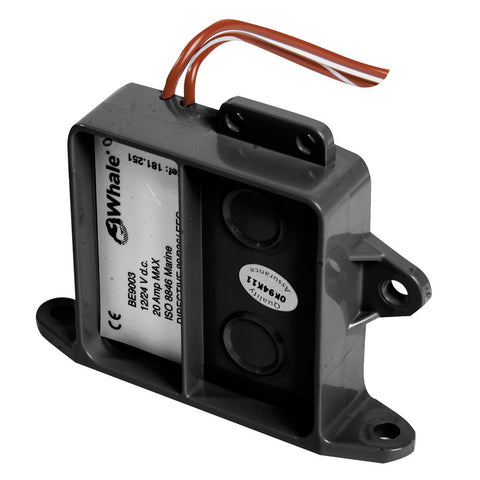 Whale Electric Field Bilge Switch