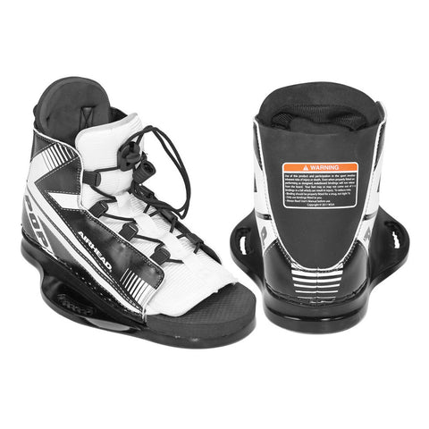 AIRHEAD Venom Wakeboard Bindings - Men's 9-12