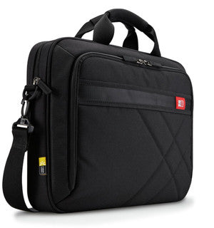 Case Logic - 17.3 Inch Laptop and Tablet Case (Black)