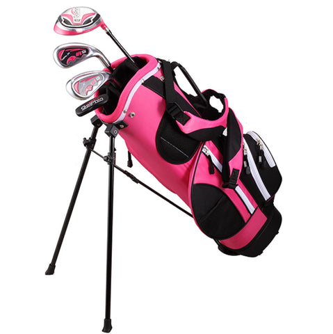 Golphin Kids Package Set Left Hand Pink 43in-47in