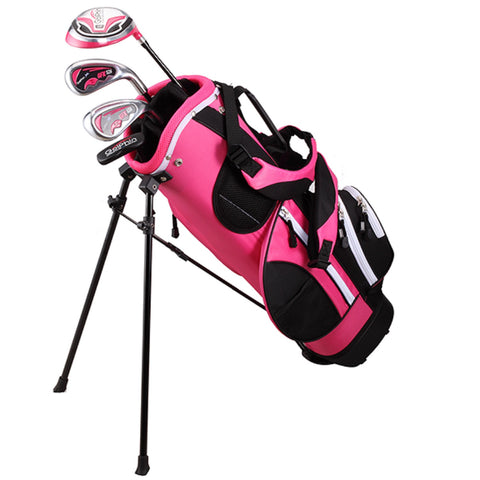 Golphin Kids Package Set Left Hand Pink 47in-51in