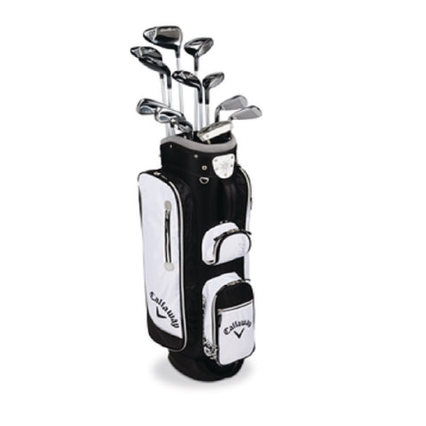 Callaway Solaire 13 Piece LH Black Womens Complete Set