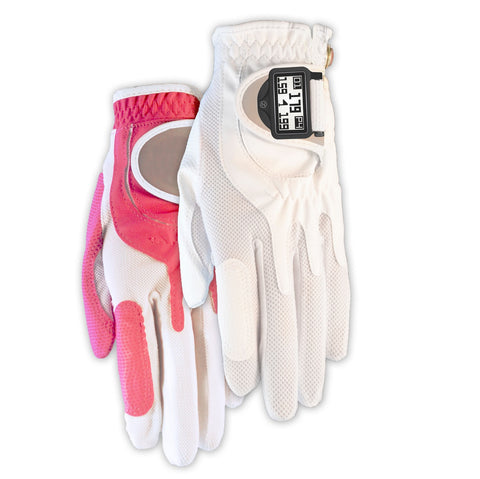 Zero Friction Womens Distance Pro GPS Golf Glove Pair LH
