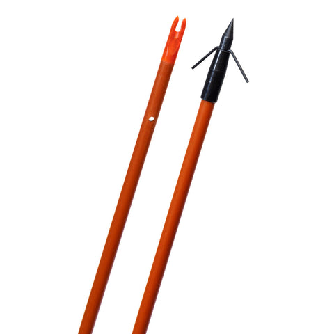 Fin-Finder Raider Arrow Orange w/Typhoon Point