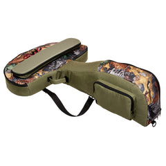 October Mountain Crossbow Case Compact Green/Camo