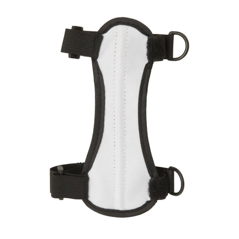October Mountain Arm Guard White