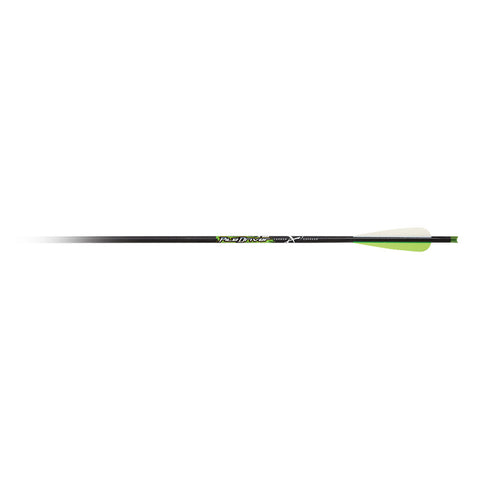 "Carbon Express Piledriver Crossbolt 22"" Factory 4"" Vanes 6/pk. comes w/both Moon and Flat Nocks"