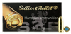 Sellier & Bellot SB9G Handgun 9mm 140 GR FMJ 50 Bx/ 20 Cs