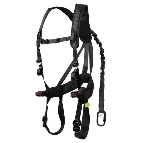 Gorilla GTac Air Womens Harness Black One Size