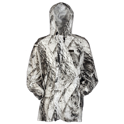 Gamehide Ambush Shell Jacket Naked North Snow Medium/Large