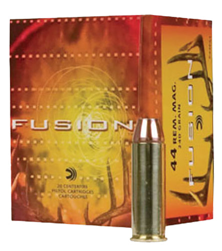 Federal F500FS2 Standard 500 Smith & Wesson Fusion 325 GR 20Box/10Case