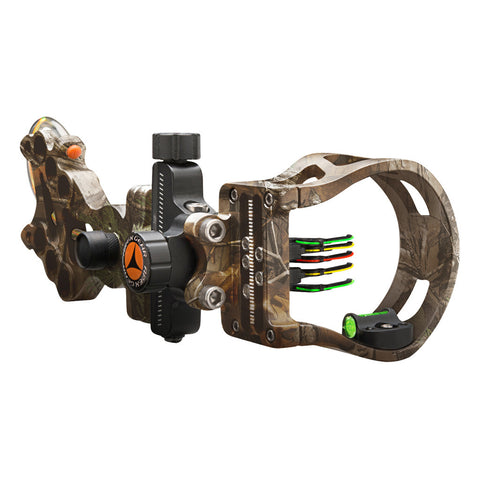 Apex Attitude Micro Sight Realtree Xtra 5 Pin .019 RH/LH