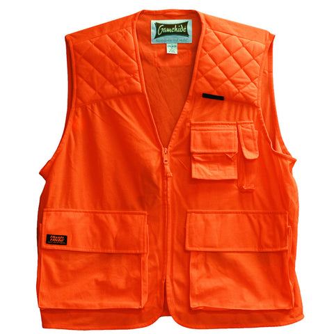 Gamehide Sneaker Vest Blaze Orange Large