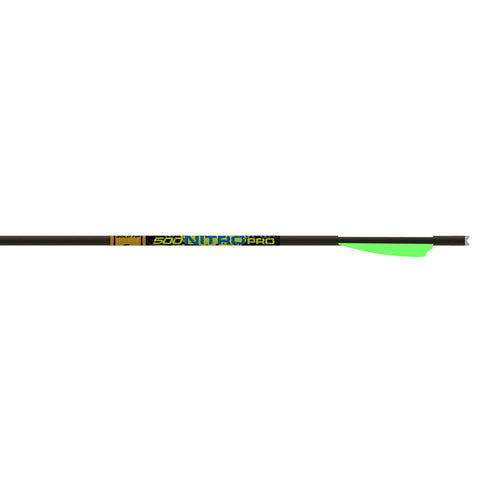 Gold Tip Nitro Pro Bolts 22 in. Moon 3.5 in. Vanes 6 pk.