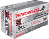 Winchester Ammo X22H2 Super-X 22 Hornet 46 GR Hollow Point 50 Bx/ 10 Cs