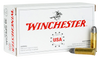 Winchester Ammo Q4196 Best Value 38 Special 150 GR Lead Round Nose 50 Bx/ 10 Cs