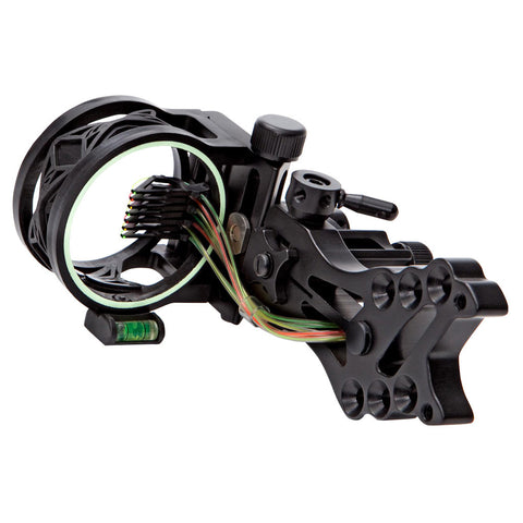 30-06 Shocker Bow Sight Black 7 Pin