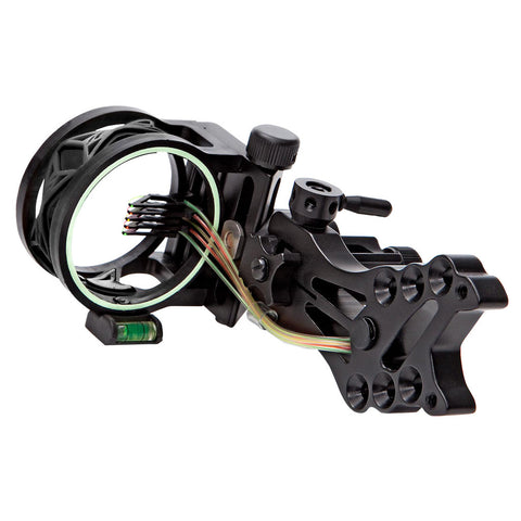 30-06 Shocker Bow Sight Black 5 Pin
