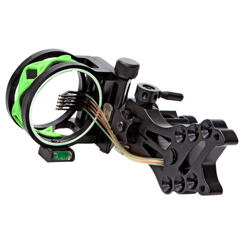 30-06 Shocker Bow Sight Green 5 Pin