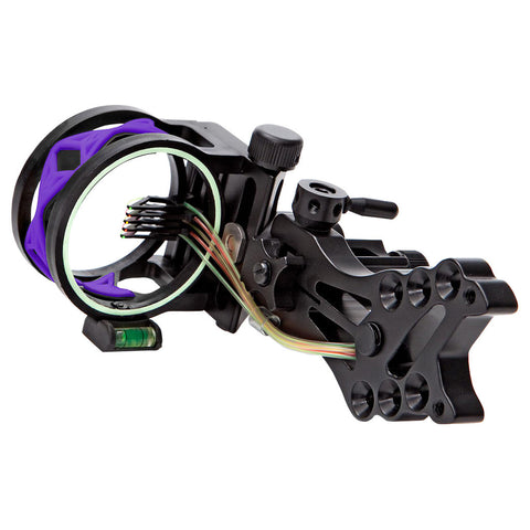 30-06 Shocker Bow Sight Purple 5 Pin