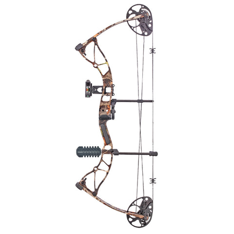 SA Sports Vulcan Compound Bow Pkg. 17-31 in. 15-70 lbs RH