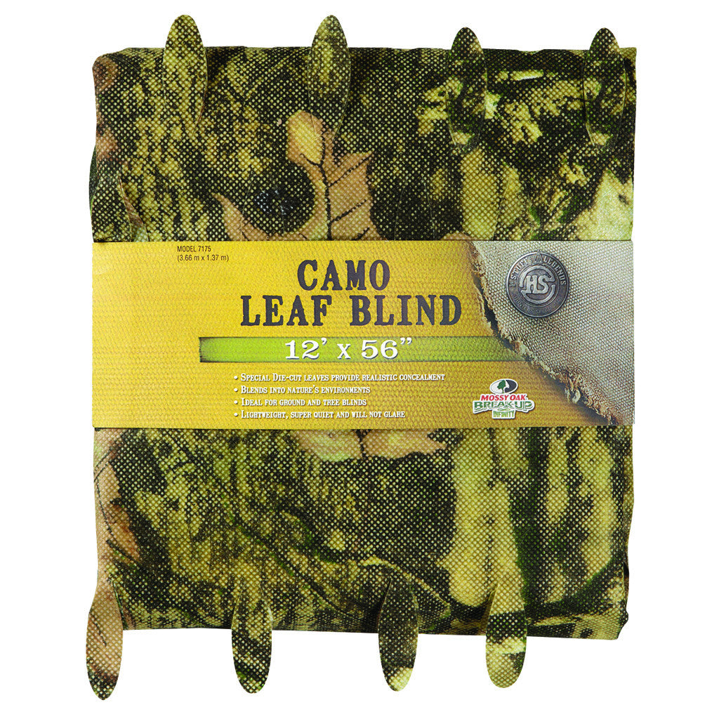 Hunters Specialties Leaf Blind Material MO Country 12 ft.
