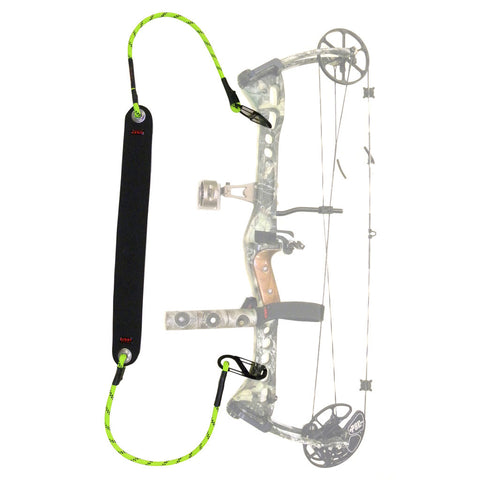 Gibbs Bio Flex Bow Sling Black