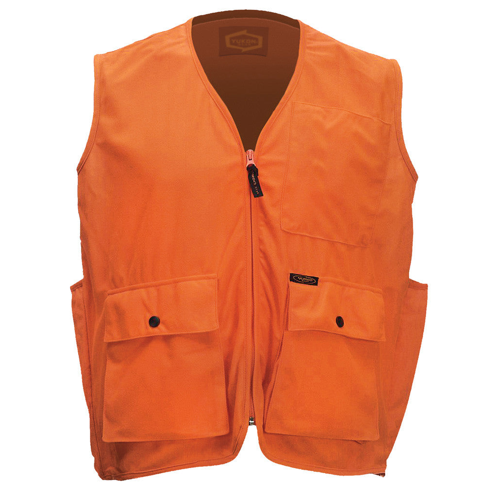 Yukon Blaze Field Vest Blaze Orange X-Large