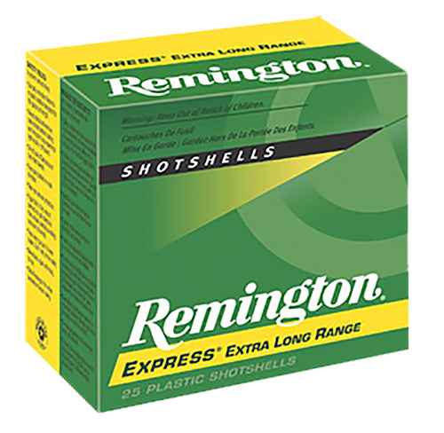 "Remington Ammunition SP4106 Express XLR  410 Gauge 2.5"" 1/2 oz 6 Shot 25 Bx/ 10 Cs"